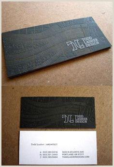 Unique Business Cards Transparent 50 Best Business Card Design Images
