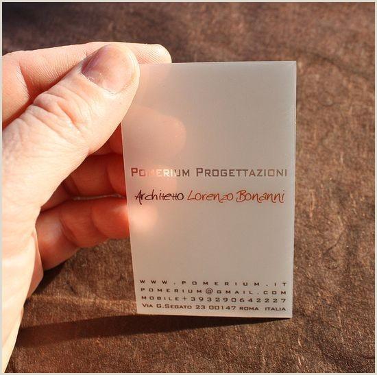 Unique Business Cards Transparent 80 Most Creative Transparent And Waterproof Business Cards