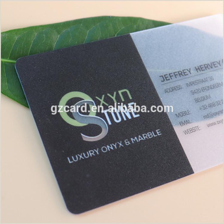Unique Business Cards Transparent Unique Transparent Business Cards Unique Transparent
