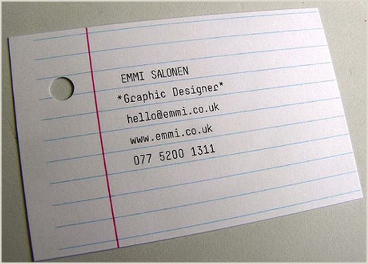 Unique Business Cards Writers 50 Extraordinary Business Card Designs That You Ll Never Be
