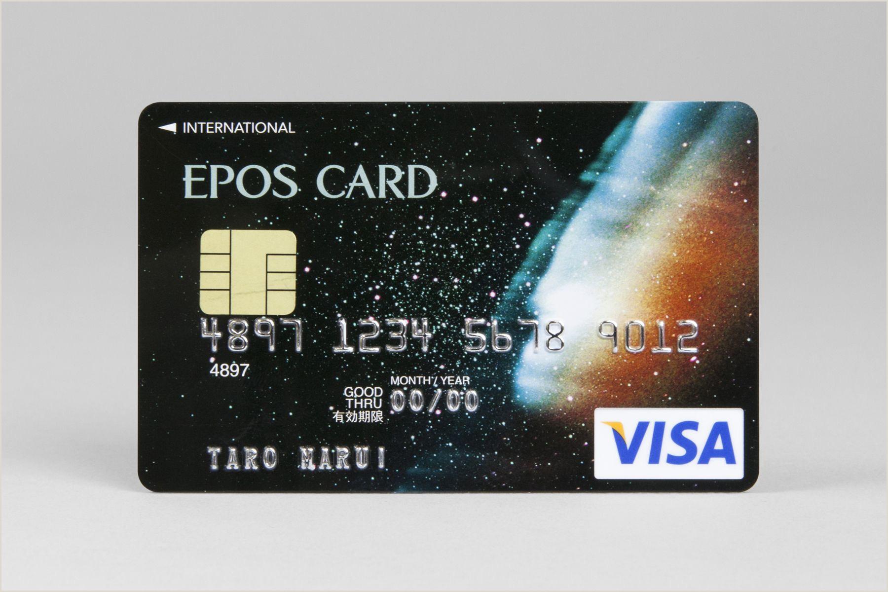 Unique Business Crredit Cards Epos Design Card — Gas As I F