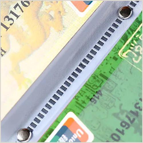 Unique Business Crredit Cards Men Women Leather Credit Card Holder Case Card Wallet Business Card 12 Bit Vova