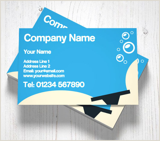 Unique Cleaning Business Cards Top 25 Cleaning Service Business Cards From Around The Web