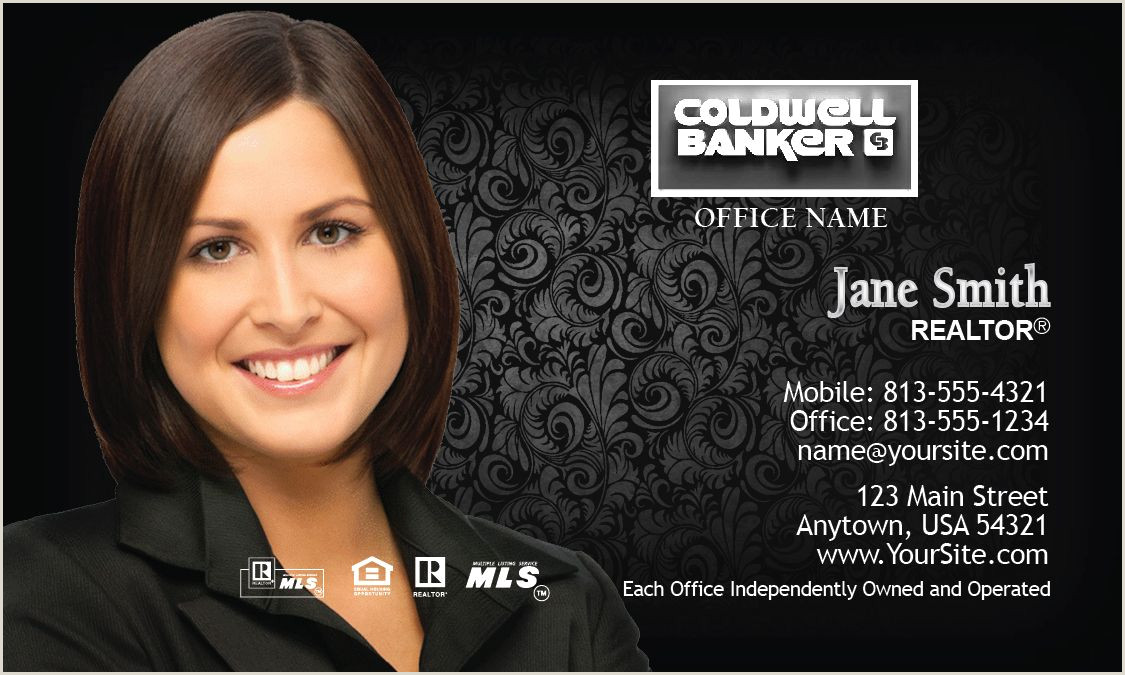 Unique Coldwell Banker Business Cards 40 Best Coldwell Banker Business Cards Images