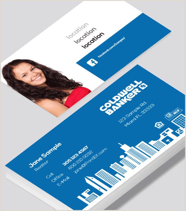 Unique Coldwell Banker Business Cards Coldwell Banker Real Estate Business Card Modern Design