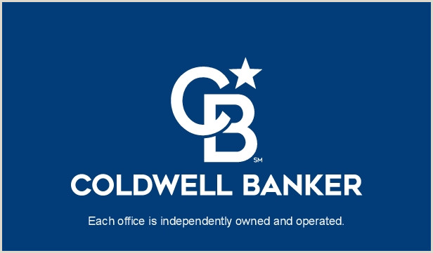 Unique Coldwell Banker Business Cards Coldwell Banker Real Estate Business Cards
