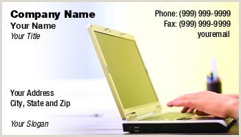 Unique Computer Programmer Business Cards Programmer Business Cards