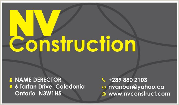 Unique Construction Business Cards Top 28 Examples Of Unique Construction Business Cards