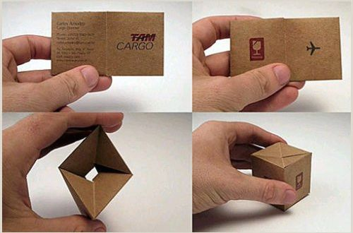Unique Cretaive Business Cards 60 Memorable and Unique Business Cards