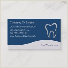 Unique Dental Business Cards 300 Best Dentist Business Cards Images In 2020