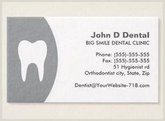 Unique Dental Business Cards 40 Best Dental Business Cards Images