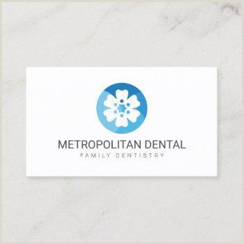 Unique Dental Business Cards Unique Dental Business Cards