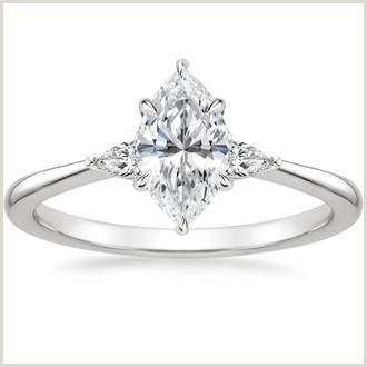 Unique Diamond Business Cards Marquise Diamond Engagement Rings