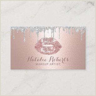 Unique Girly Business Cards Girly Business Cards Business Card Printing