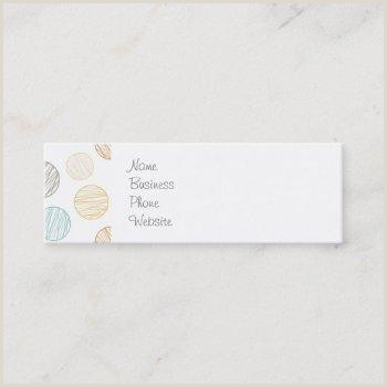 Unique Girly Business Cards Pretty Girly Business Cards