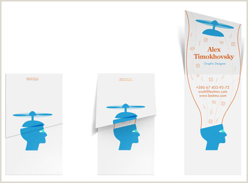 Unique Girly Business Cards With No Writing 35 New Examples Of Unusual Business Cards
