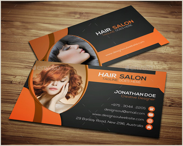 Unique Hairdresser Business Cards 42 Hair Stylist Business Card Templates Ai Psd Word