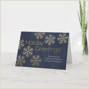 Unique Holiday Cards For Business Business Holiday Cards