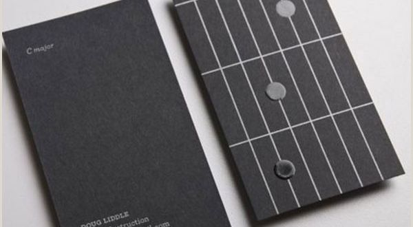 Unique Ideas for Business Cards 20 Coolest Business Cards that Get Remembered – Bashooka