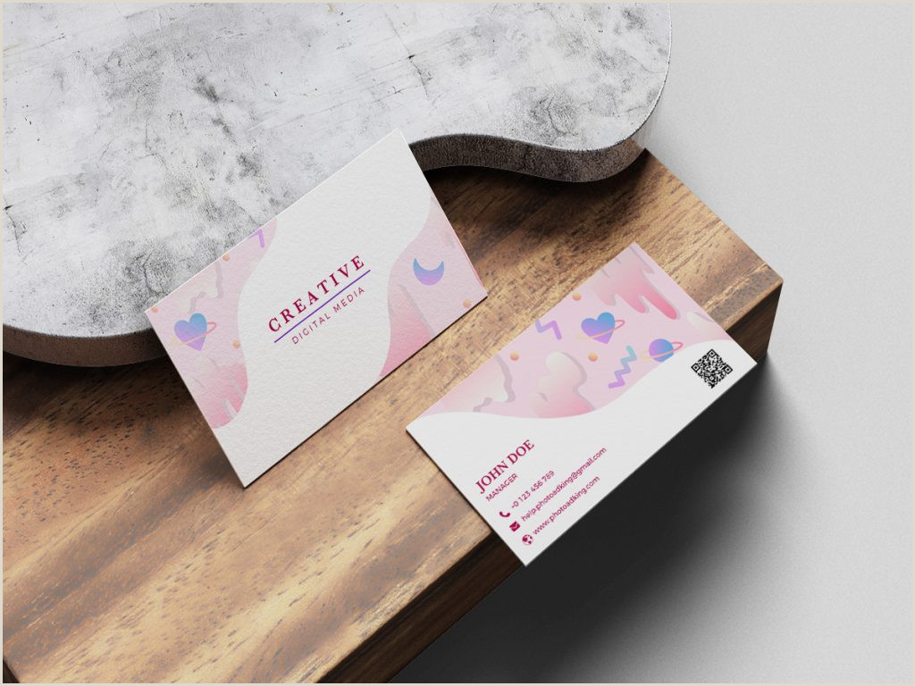 Unique Ideas For Business Cards Unique Business Card Ideas To Win At First Impression