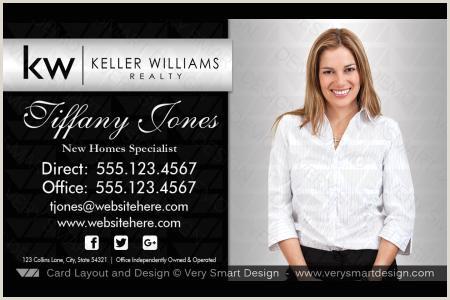 Unique Keller Williams Business Cards Best Keller Williams Business Cards $19 Printed Shipped