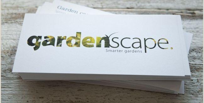 Unique Landscaping Business Cards Ideas 27 Unique Landscaping Business Cards Ideas & Examples