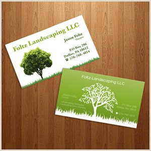 Unique Landscaping Business Cards Ideas Landscaping Business Cards