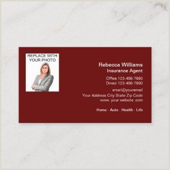 Unique Life Insurance Business Cards Samples Life Insurance Business Cards