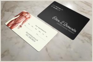 Unique Massage Business Cards Massage Business Cards