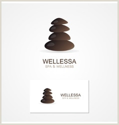 Unique Massage Business Cards Massage Business Cards Vector Over 890
