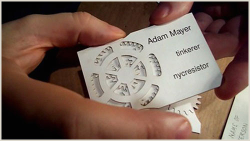 Unique Material Business Cards 17 Creative and Unusual Business Card Design
