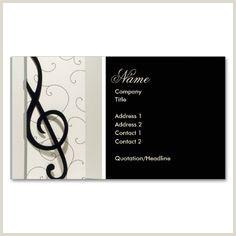 Unique Music Business Cards 20 Best Music Business Cards Images