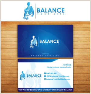Unique Personal Trainer Business Cards Personal Trainer Business Cards
