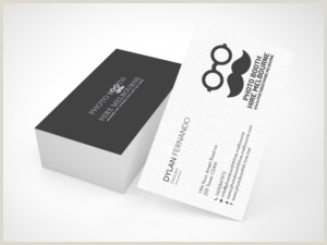 Unique Photobooth Business Cards Booth Business Cards