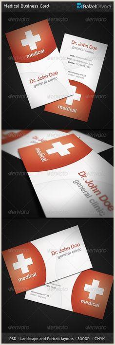 Unique Plastic Business Cards For Cpr Business 30 Best Dr Business Cards Images