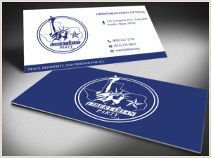 Unique Political Business Cards Political Business Cards