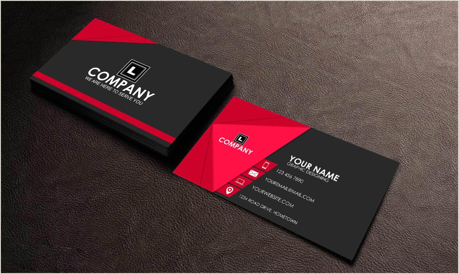 Unique Position Names On Business Cards Business Card Layout What Is The Best Positioning Of Text
