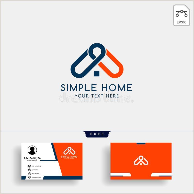 Unique Real Estate Agent Business Cards Design Template For Real Estate Agent Business Card Stock
