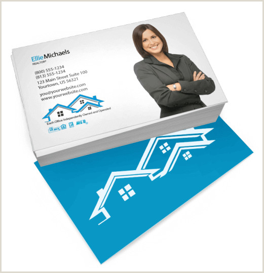 Unique Real Estate Agent Business Cards Real Estate Business Cards Free Shipping