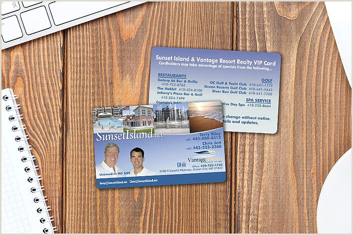 Unique Realtor Business Cards The Top 20 Unique Realtor Plastic Business Cards