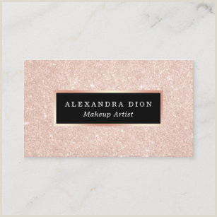 Unique Rose Gold Business Cards Clear Rose Gold Business Cards Business Card Printing