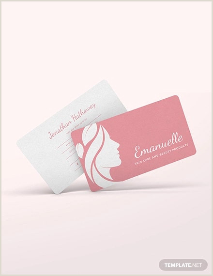 Unique Salon Business Cards 31 Salon Business Card Templates Psd Word Ai