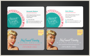 Unique Salon Business Cards Beauty Salon Business Cards