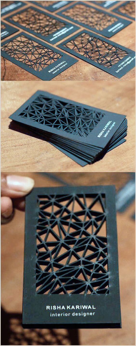Unique Shape Business Cards Ticket 21 Unique Business Card Shapes And Designs To Inspire You