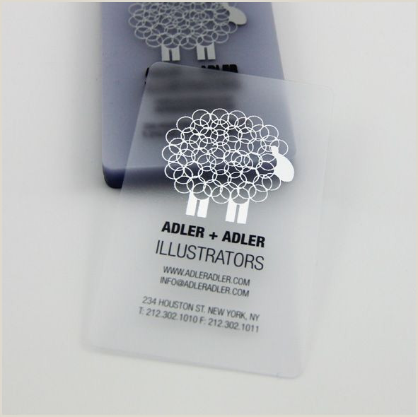 Unique Silver Plastic Business Cards Pin By Bridge Artist On Stuff