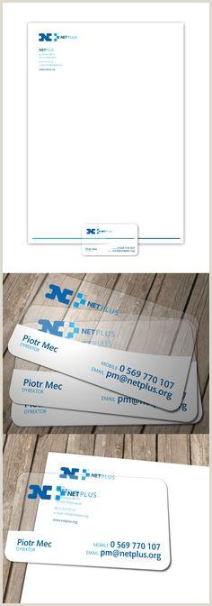 Unique Silver Plastic Business Cards Transparent Business Cards 10 Ideas