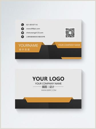 Unique Simple Business Cards Unique Business Card Template Image Picture Free