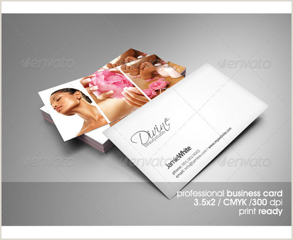 Unique Spa Business Cards 20 Best Beauty Salon And Spa Business Cards Designmaz