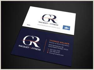 Unique Sport Business Cards Athletic Business Cards