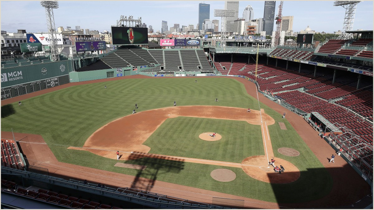 Unique Sport Business Cards Baseball Ballparks To Use Crowd Noise From Video Game During Season